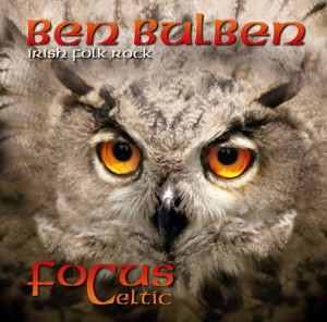CD Cover Ben Bulben Celtic Focus bester Irish Folk Rock
