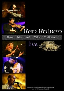 Ben Bulben DVD Cover live