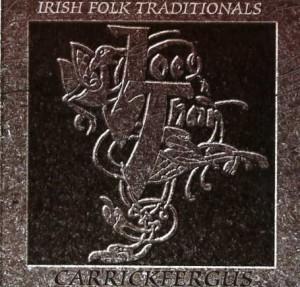 CD Joe Thar - Carrickfergus - Irish Folk Traditionals