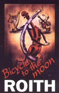 "CD Booklet ROITH ""Bicycle to the moon"""